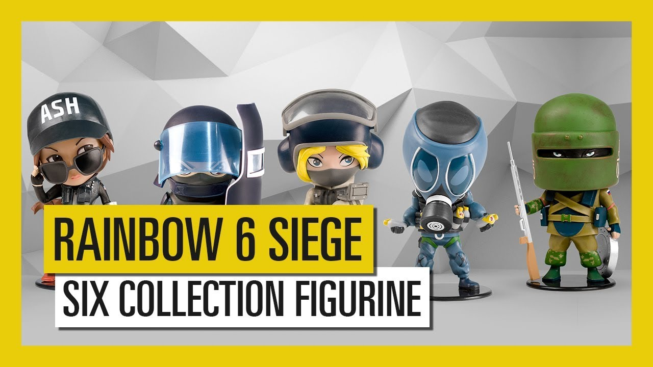 ubisoft six collection  Ubisoft Six Collection figurines - Launch Trailer - YouTube