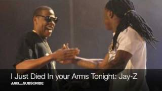 Jay-Z - I just Died In you Arms Tonight (Remix)