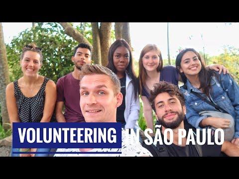 Volunteering in São Paulo