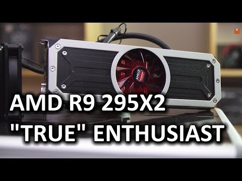 AMD R9 295X2 TRULY Enthusiast Grade Graphics Card