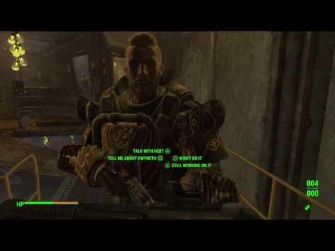 Fallout 4 Far Harbour DLC Part 5 DiMA's Terminal |