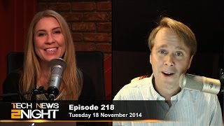 Tech News 2night 218: Can Your Fitbit Data Be Used In Court?