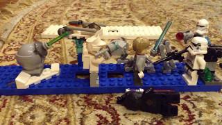 Лего Звездные Войны Империя Наносит Удар