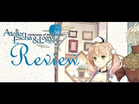 Atelier Escha & Logy Review