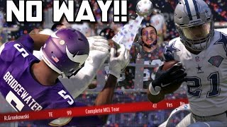 CAN MADDEN 17 PREDICT THE ENTIRE NFL SEASON?? This is Crazy!