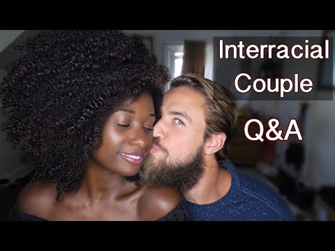 8 QUESTIONS ALL INTERRACIAL COUPLES GET ASKED thumbnail