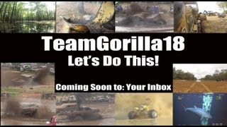Gambar cover TeamGorilla18's Channel Trailer! Trucks ATVs Equipment, And Everything Else That's Awesome!
