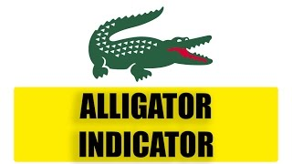Binary stratagy Alligator Indicator for IQ Option