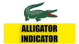 Alligator Indicator for IQ Option