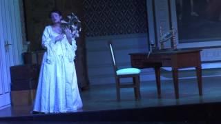 Alla Popova - Maria Stuarda - Donizetti - O nube! che lieve per l