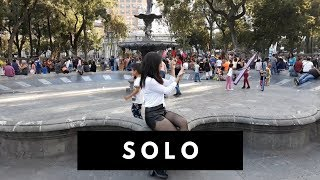 [KPOP IN PUBLIC MEXICO] JENNIE - 'SOLO' // dance cover by vee orion