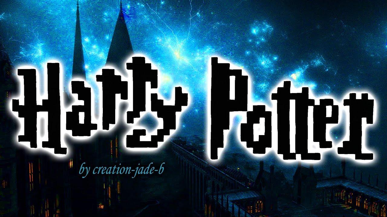 Tuto Pixel Art Harry Potter H17 X L60