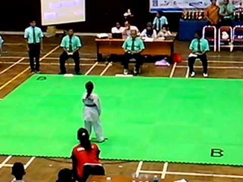 Raya taekwondo jogja kejuaraan se DIY yogyakarta