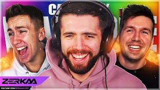 FUNNIEST GAME OF WARZONE With CALLUX & SIMON (Call Of Duty: Modern Warfare)