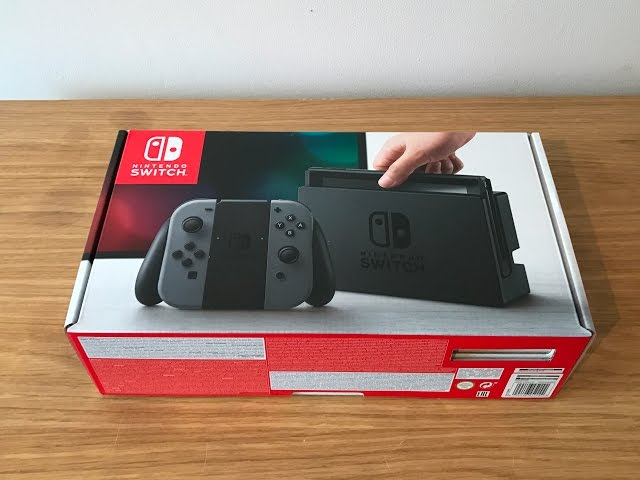 Nintendo Switch Amazon UK