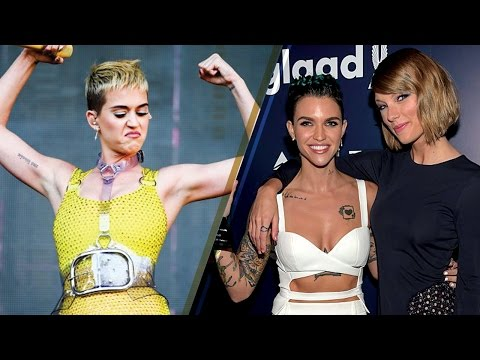 Katy Perry Receives an APOLOGY from Taylor Swift Squad Member for 'Swish Swish' Diss