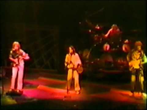 Yes - Apollo Theatre Glasgow 11/08/1977