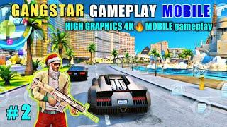 GANGSTAR VEGAS MOBILE GAMEPLAY    hindi    high graphics   