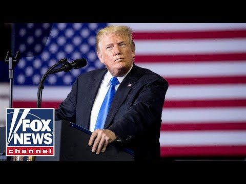 Watch Live: Trump Holds A MAGA Rally In Ohio