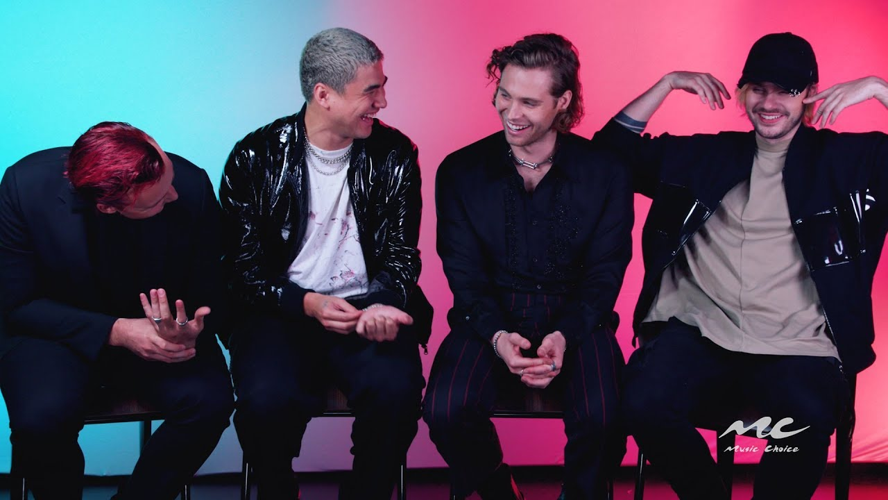 Video: 5 Seconds of Summer Get Silly | Music Choice