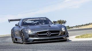 Mercedes-Benz SLS AMG GT3 45Th Anniversary 2013 Videos