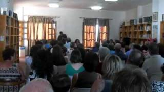 CONFERENCIA EMILIO CALATAYUD II PINOS DEL VALLE