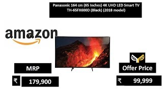 Panasonic TH-65FX600D 164 cm (65 inches) Smart Ultra HD 4K
