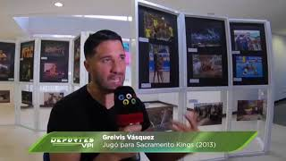Deportes  VPITV -  Greivis Vasquez confía volver muy pronto a las canchas  - VPITV