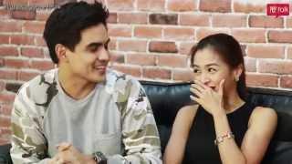 "Little Nanay on PEPtalk. Working with Nora Aunor, Kris Bernal says: ""Kinakabahan talaga ako."""