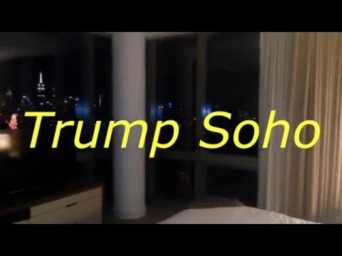 Trump SoHo New York - Suite - Hotel Review - A Great View and Espresso