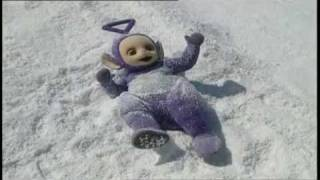 Teletubbies -  Schnee kann sehr rutschig sein