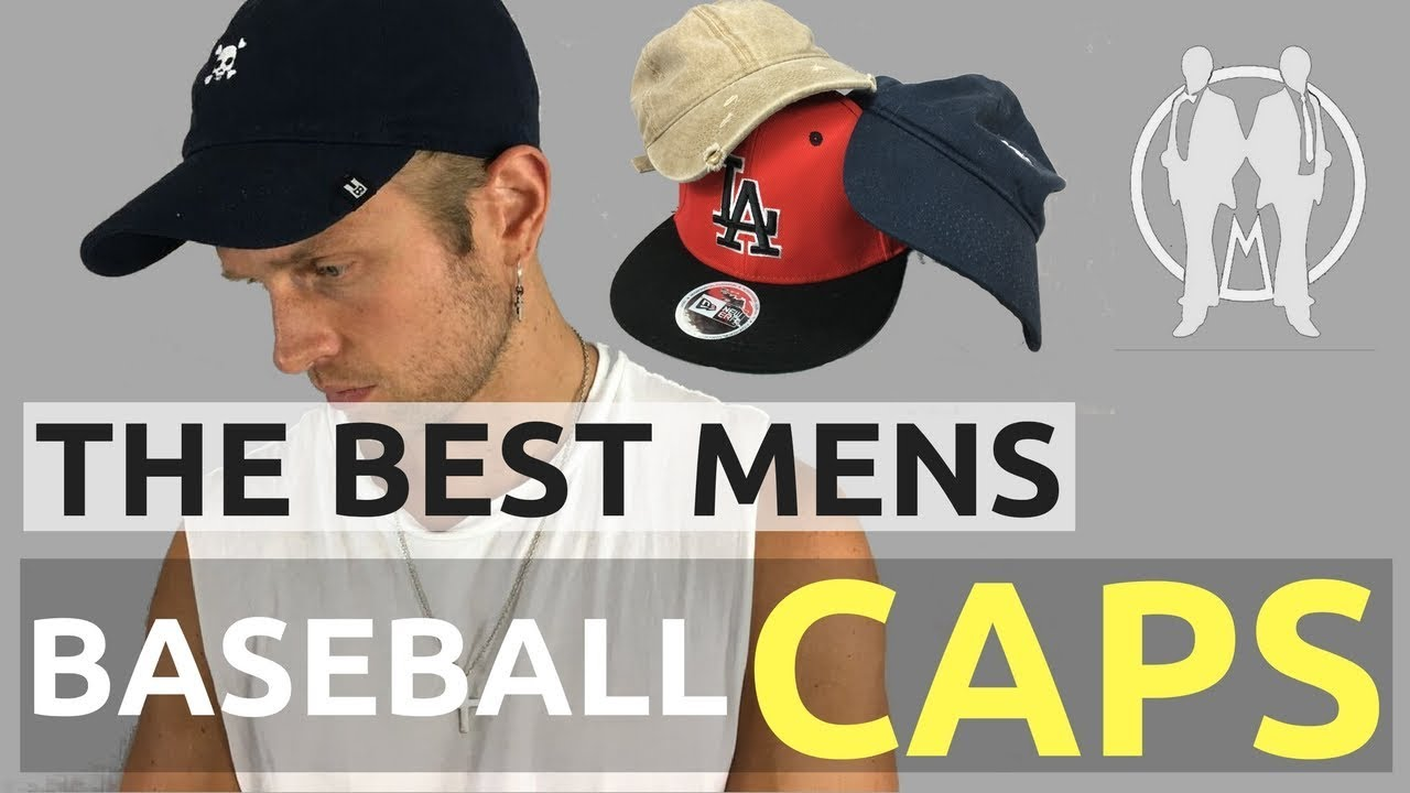 Best Baseball Caps For Men  fd565890551