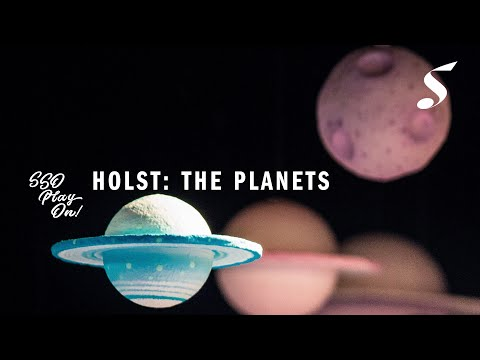 HOLST The Planets | Singapore Symphony Orchestra conducted by Andrew Litton