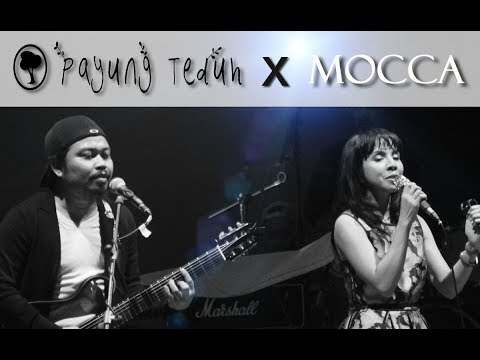 Payung Teduh Ft. Mocca - Menunggu untuk Bertemu (Lyric Video) ᴴᴰ