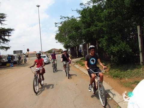 SOWETO BIKE TOUR, SOUTH AFRICA