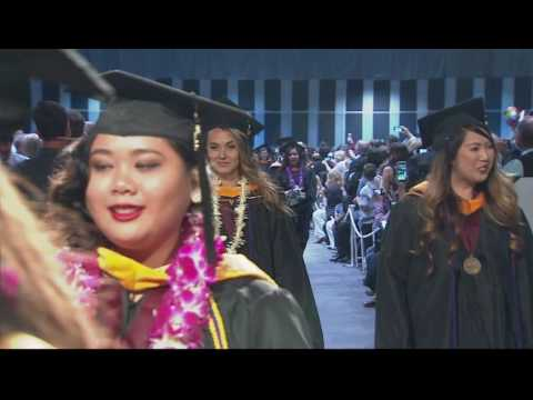 LLU School of Allied Health Graduation 2 - June 12, 2016