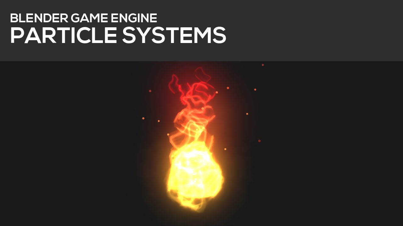 Creating Particle-Systems in Blender's Game Engine [Tutorial ...