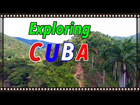 Exploring Amazing Cuba