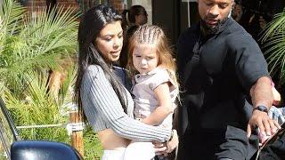 Penelope Disick Wants To Look Just Like Aunt Kim Kardashian!