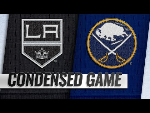 12/11/18 Condensed Game: Kings @ Sabres