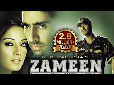 Zameen – Hit Bollywood Full Movies | Action Movies | Ajay Devgan Full Movies | Abhishek Bachchan