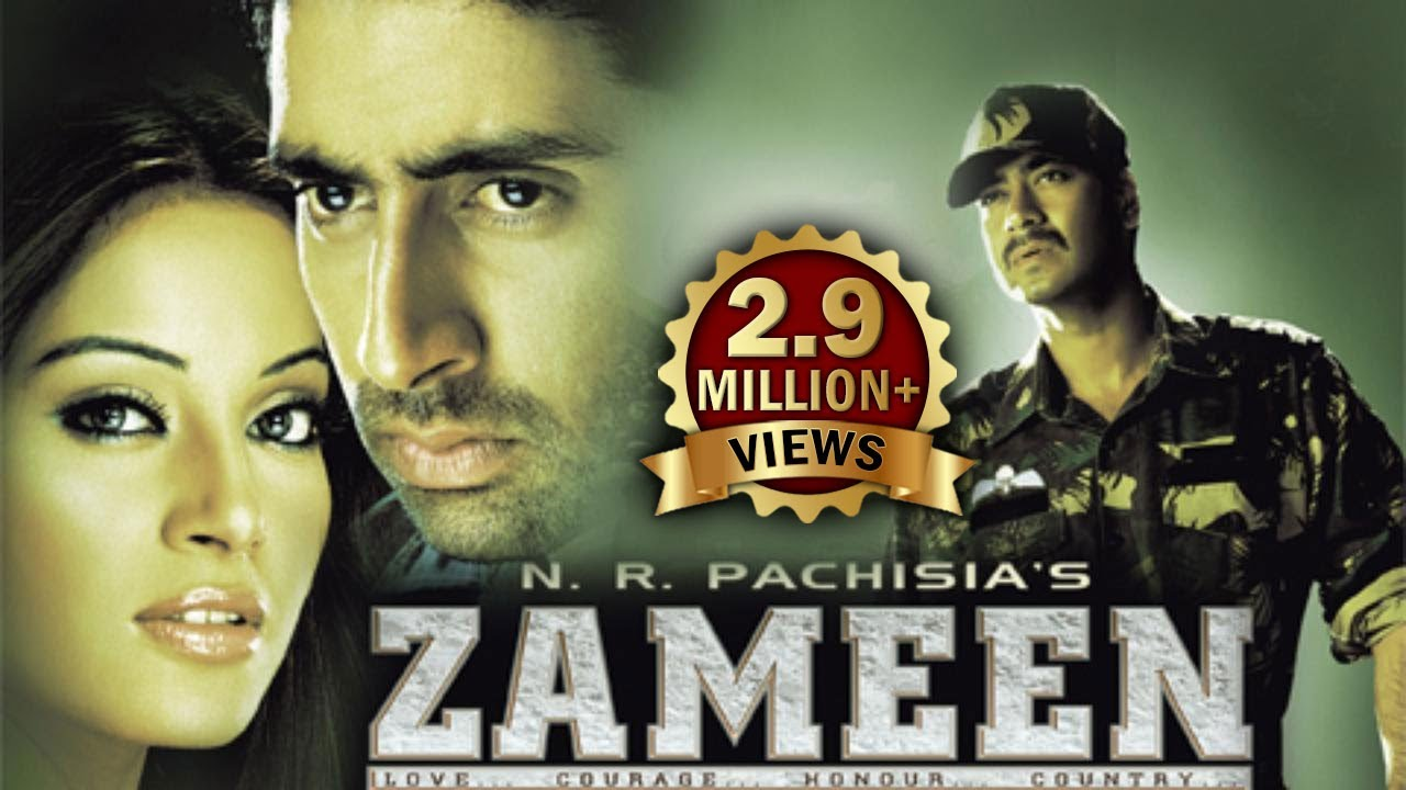 zameen – hit bollywood full movies | action movies | ajay devgan