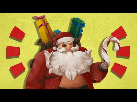 Overwatch Christmas Event Leaked