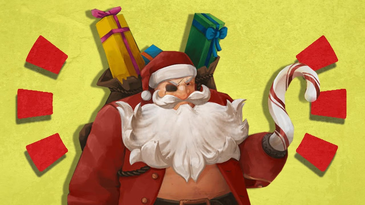 overwatch christmas event leaked youtube