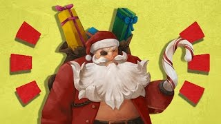 Overwatch Christmas Event LEAKED, YouTubers Break into Water Park, Toby Turner