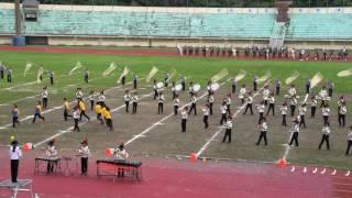 敦化國中管樂暨旗隊 (特優第一名) 105學年度全國音樂比賽 (團體組北區決賽) 4K影片
