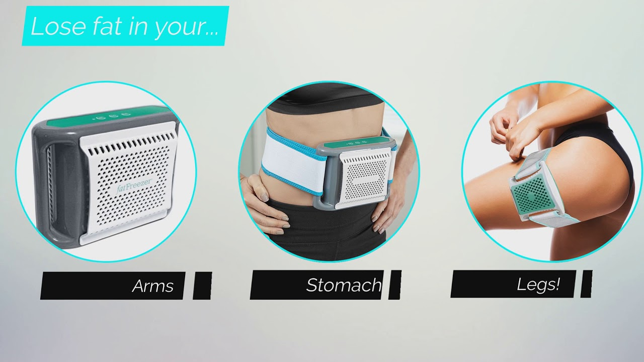 Fat Freezing Coolsculpting Cryolipolysis Home Device