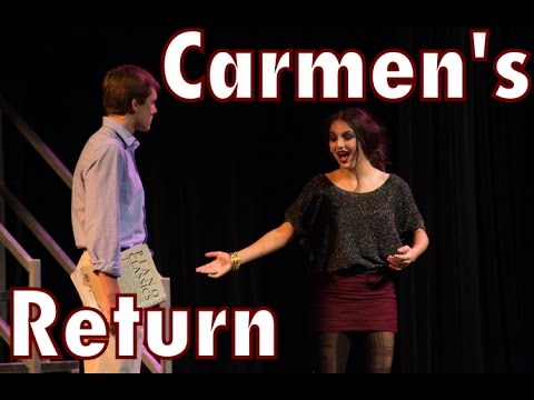 Carmen's Return ~ Fame The Musical