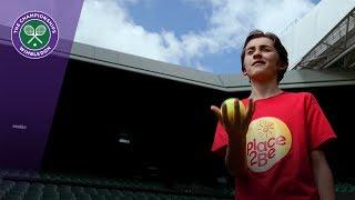 Wimbledon 2017 - Coin Toss for the Gentlemen's Singles Final thumbnail