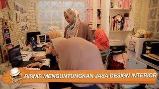 Bisnis Menguntungkan Jasa Design Interior | Rumah Sabine | Susan Emir